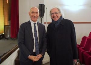A. Castelvecchi e V. Andreoli
